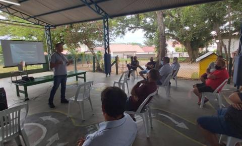 Cocal do Sul encerra semana pedagógica com orientações aos profissionais da educação