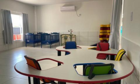 Escolas de Cocal do Sul preparadas para a volta às aulas