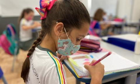 Cocal do Sul: escolas municipais retomam ensino presencial nesta quarta