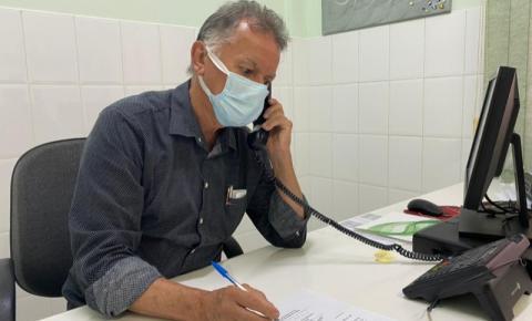 """""""As pessoas que não se cuidam estão correndo risco de morte"""", afirma secretário de Saúde sobre atual momento da pandemia"""