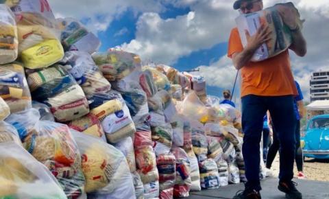 Maratona da solidariedade: Cocal do Sul abraça campanha em parceria com o Grupo ND