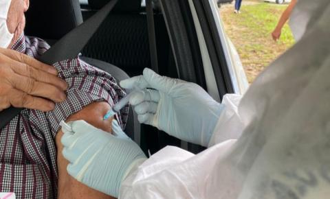 Cocal do Sul dá início à vacinação nos grupos com comorbidades