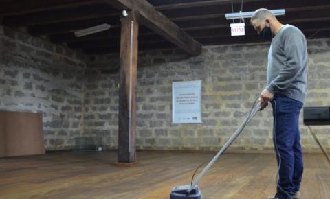 Orleans: Casa de Pedra com obras de restauro na reta final