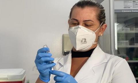 Sábado de vacinação contra a gripe em Cocal do Sul