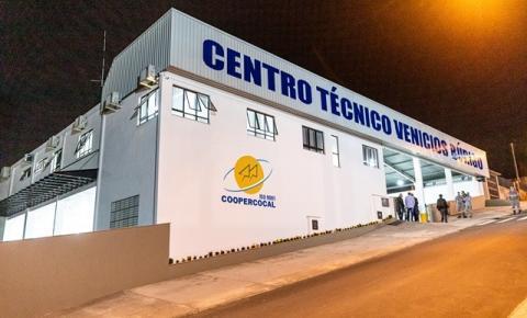 Coopercocal Inaugura novo Centro Técnico