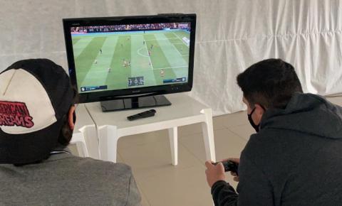 1° Play Games reuniu dezenas de jovens neste sábado em Cocal do Sul