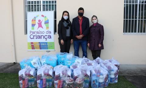 Solidariedade: Coopercocal realiza ação social em alusão ao Dia Internacional do Cooperativismo