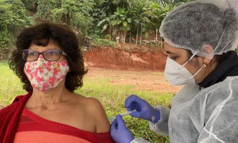 Covid-19: sábado de vacinação nas pessoas de 39 a 40 anos