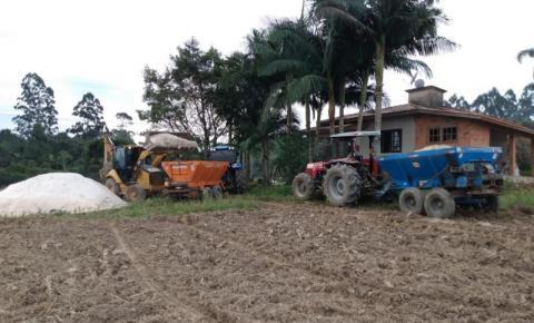 Com projeção de crescimento do PIB, Cocal do Sul investe no agronegócio com aquisição de novos implementos