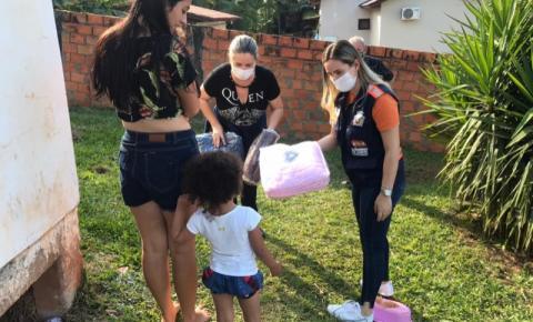 Governo de Cocal do Sul mobiliza equipes para enfrentar onda de frio