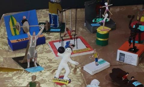 "Projeto ""Vivendo a Olimpíada"" fomenta esporte dentro das escolas"