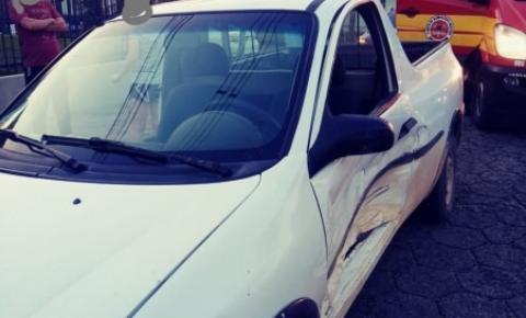 Acidente de trânsito é registrado em Cocal do Sul