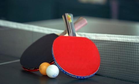Cocal do Sul receberá campeonato de tênis de mesa em setembro