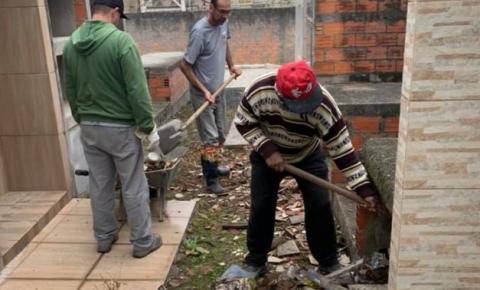 Lixo no cemitério municipal: é preciso conscientização