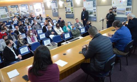 Municípios debatem faixa de domínio das rodovias estaduais na AMREC