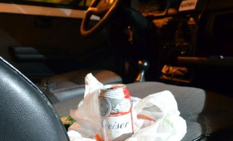 PRF flagra 56 motoristas dirigindo sob efeito de álcool na madrugada