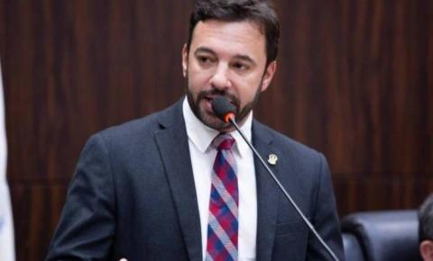 Deputado Daniel Freitas com Coronavírus