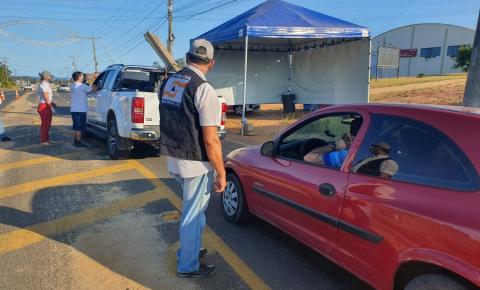 Balneário Rincão libera as entradas à cidade e anuncia fim da barreira sanitária