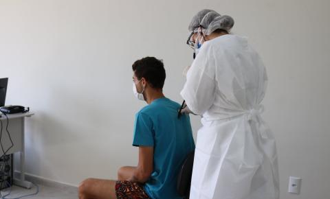 Centro de Triagem de Cocal do Sul soma mais de 160 atendimentos em duas semanas