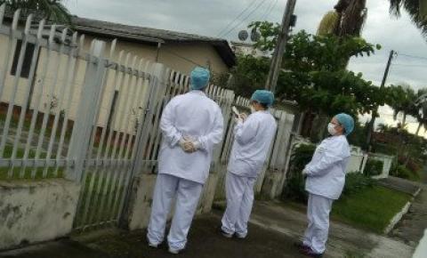 Mais da metade dos pacientes monitorados foram liberados em Maracajá