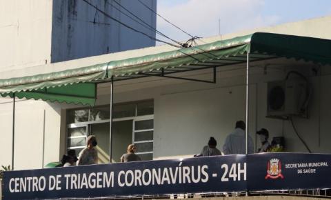 Nota Secretaria de Saúde de Criciúma