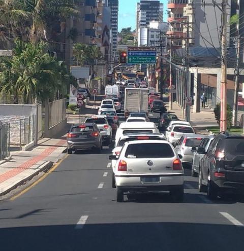 Criciúma: DTT pede atenção aos motoristas por conta de obras na área central