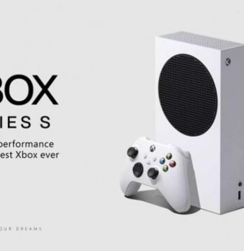 Xbox Series S: Microsoft anuncia versão compacta do console por US$ 300